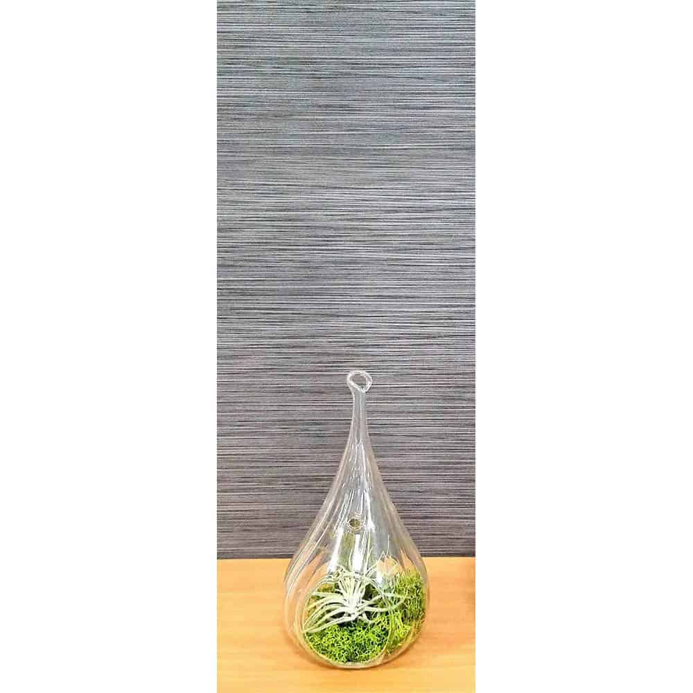 Wholesale Surreal Hanging Raindrop Glass Small