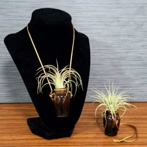 Wholesale Necklace Air Plant Stoneware Vase
