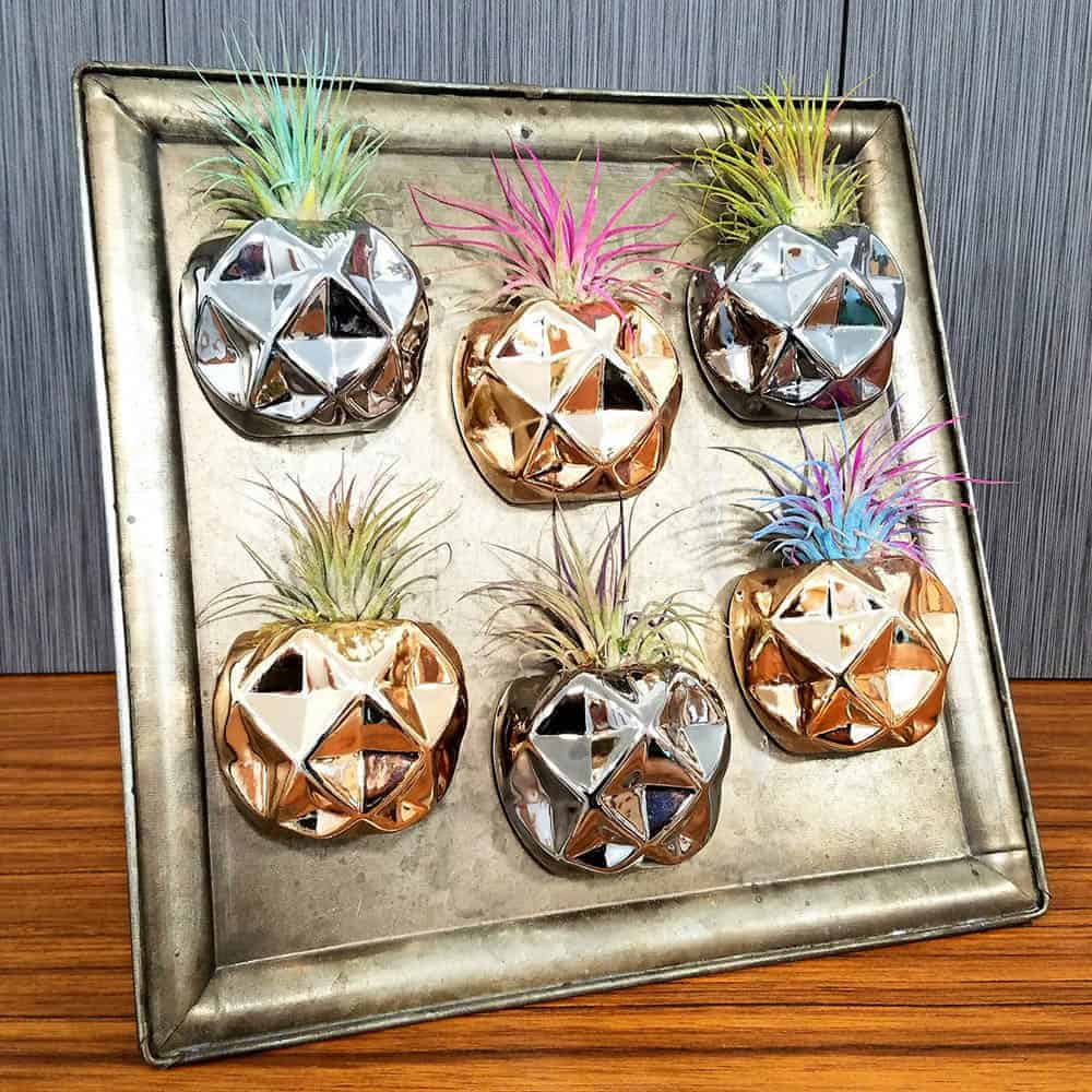 Wholesale Magnet Geodesic Vase
