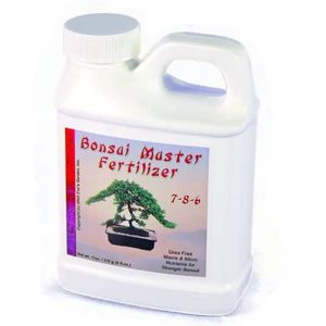 Wholesale Bonsai Master Fertilizer