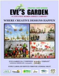 Eve's Garden Wholesale Catalog